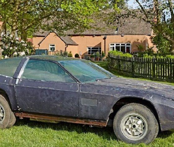 Subastarán un Aston Martin que estuvo escondido 40 años 34