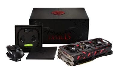 Nueva PowerColor Devil 13 Radeon R9 390 II con doble GPU 45
