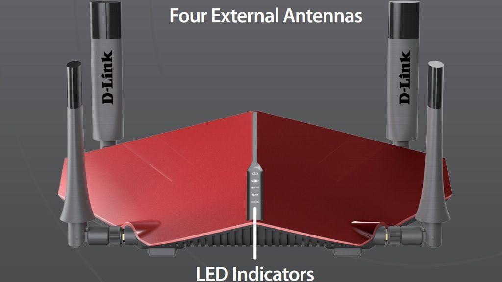 D-Link presenta el nuevo AC3150 Ultra Wi-Fi Router 29