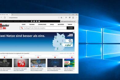 Microsoft utiliza Bing para recomendar Edge a los usuarios