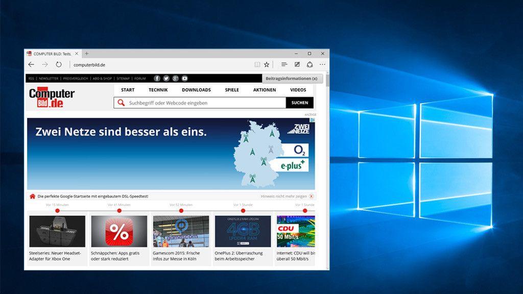 Microsoft utiliza Bing para recomendar Edge a los usuarios 30