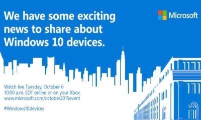 Anunciado evento Microsoft para el 6 de octubre 131