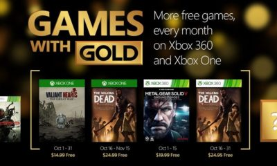 Metal Gear Solid V gratis en Games with Gold 102