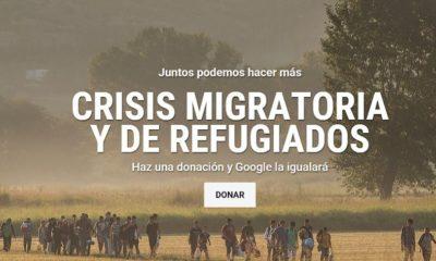 Google inicia campaña solidaria, igualará tus donaciones 41
