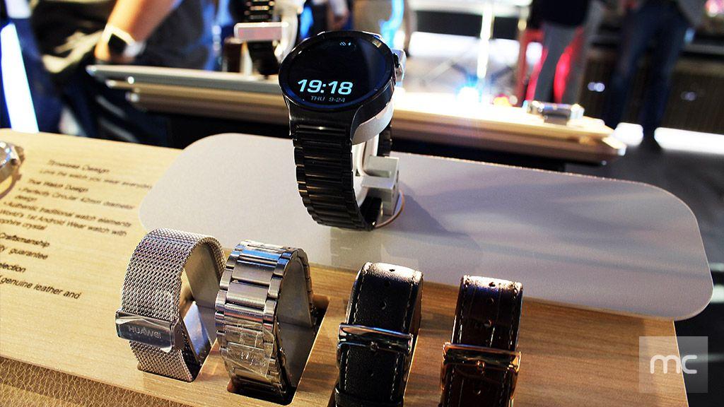 Llega a España el Huawei Watch Classic , el smartwatch más exclusivo 28