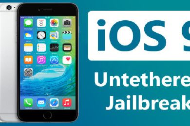 Jailbreak Untethered iOS 9, en vídeo