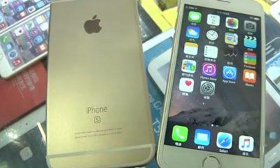 Ya está aquí la copia china del iPhone 6s 44