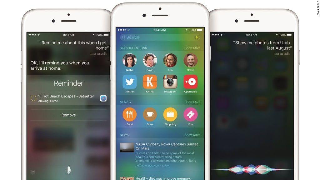 Hoy llega iOS 9, posible hora de llegada y novedades 31