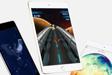 Oficial: Especificaciones y precio del iPad Mini 4