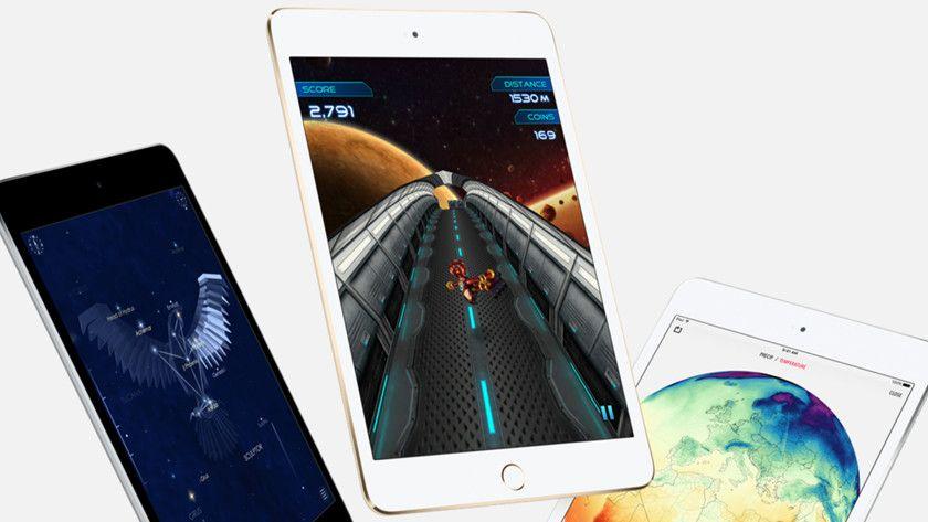Oficial: Especificaciones y precio del iPad Mini 4 32