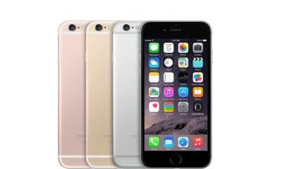 Este es el coste de fabricación del iPhone 6s 52