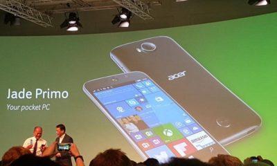 Jade Primo, primer smartphone PC gracias a Continuum 44
