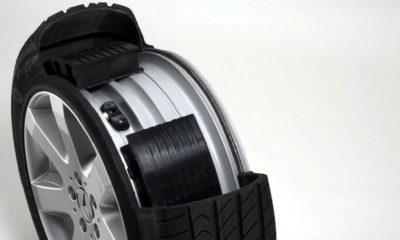 Neumáticos que se autoreparan, un invento fantástico 30