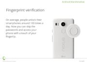 Se filtran las características del Google Nexus 6P 50