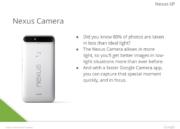 Se filtran las características del Google Nexus 6P 52
