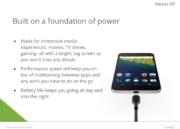 Se filtran las características del Google Nexus 6P 56
