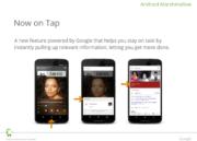 Se filtran las características del Google Nexus 6P 30