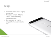 Se filtran las características del Google Nexus 6P 46