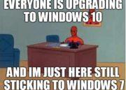 Humor: Las bromas sobre Windows 10 arrasan Internet 41