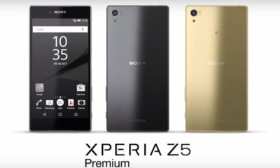 Sony Xperia Z5 Premium, primer smartphone 4K 102