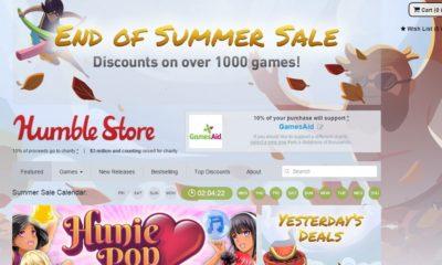 Semana de ofertas de fin de verano en la Humble Store 73