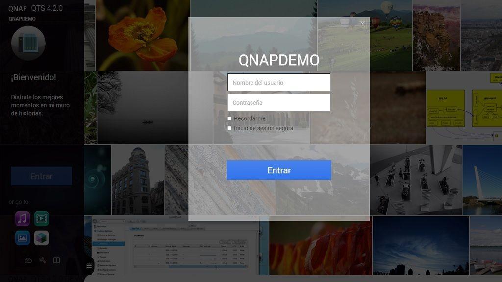 QNAP te permite probar su sistema operativo QTS 4.2 28