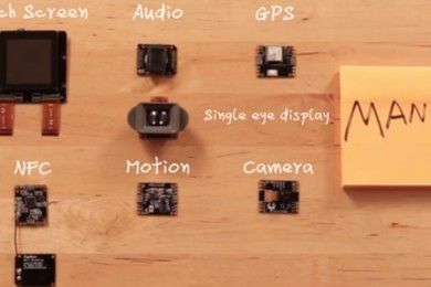 RePhone, el primer teléfono modular Open Source