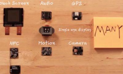 RePhone, el primer teléfono modular Open Source 30