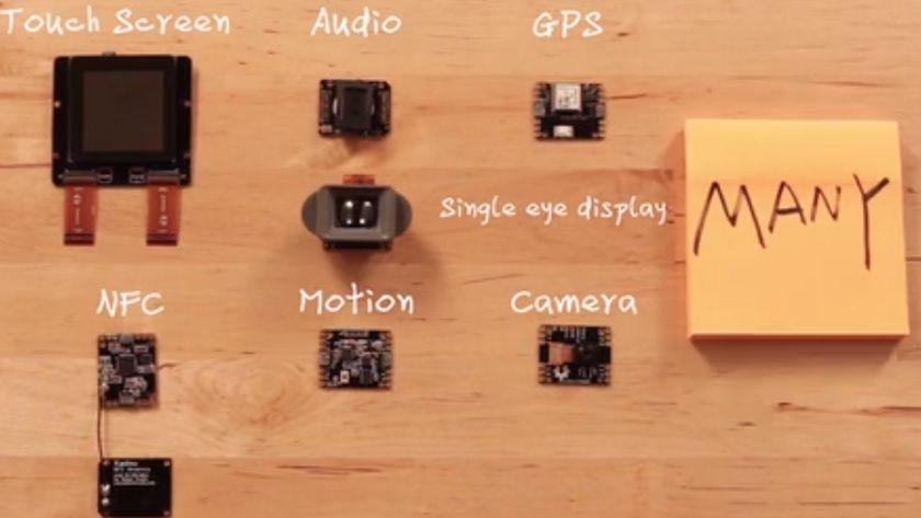 RePhone, el primer teléfono modular Open Source 28