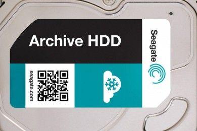 Seagate recuerda que lanzará HDDs de 10 TB este año