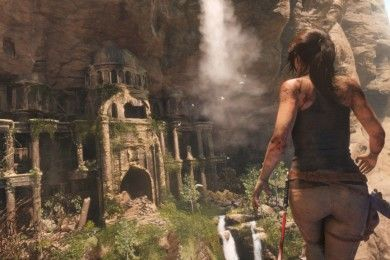 Comparativa Rise of the Tomb Raider en Xbox One y Xbox 360