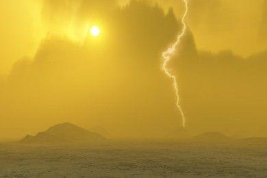 Atmósfera de Venus, un infierno recreado en la Tierra