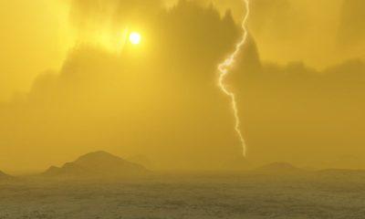 Atmósfera de Venus, un infierno recreado en la Tierra 35