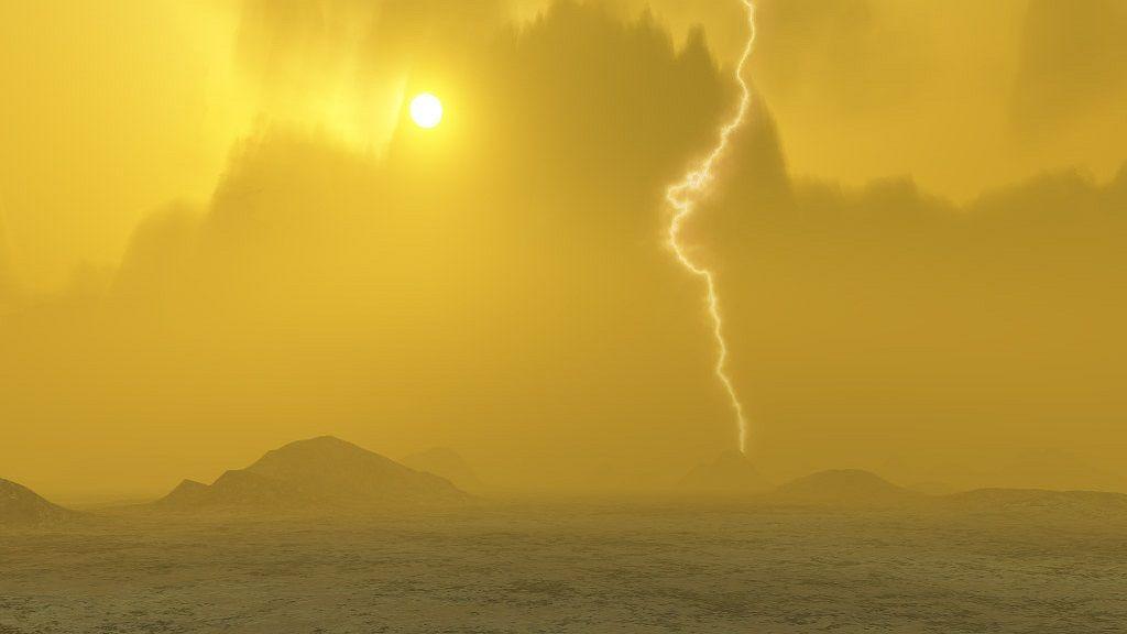 Atmósfera de Venus, un infierno recreado en la Tierra 27