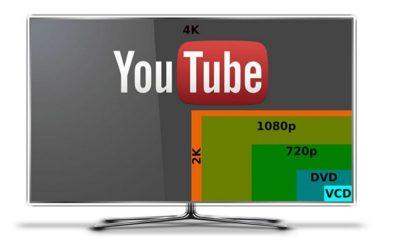 Google quiere reducir otra vez el peso de los vídeos 4K 93