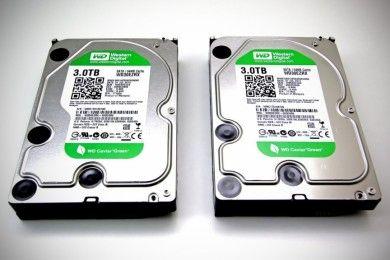 WD fusionará las gamas de HDDs Blue y Green
