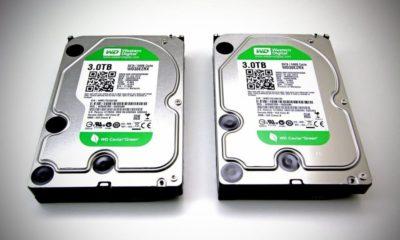 WD fusionará las gamas de HDDs Blue y Green 89