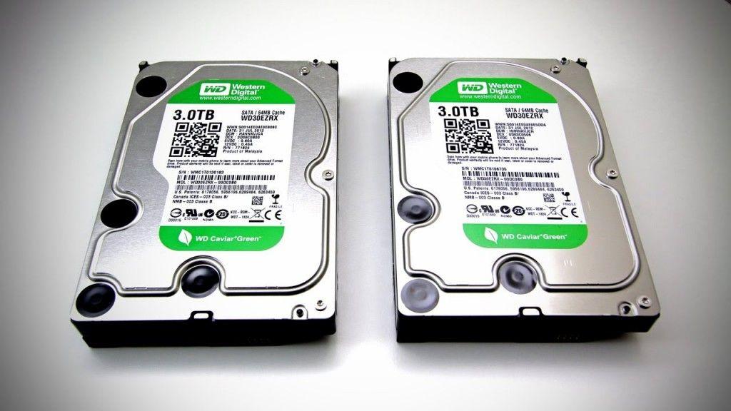 WD fusionará las gamas de HDDs Blue y Green 37