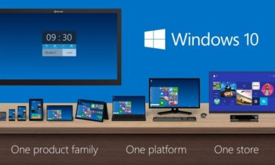 "Microsoft descarga archivos para instalar Windows 10 ""por si acaso"" 30"