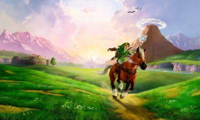 En vídeo: Zelda Ocarina of Time bajo Unreal Engine 4 89