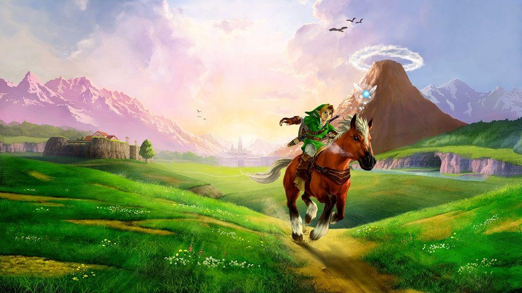En vídeo: Zelda Ocarina of Time bajo Unreal Engine 4 30