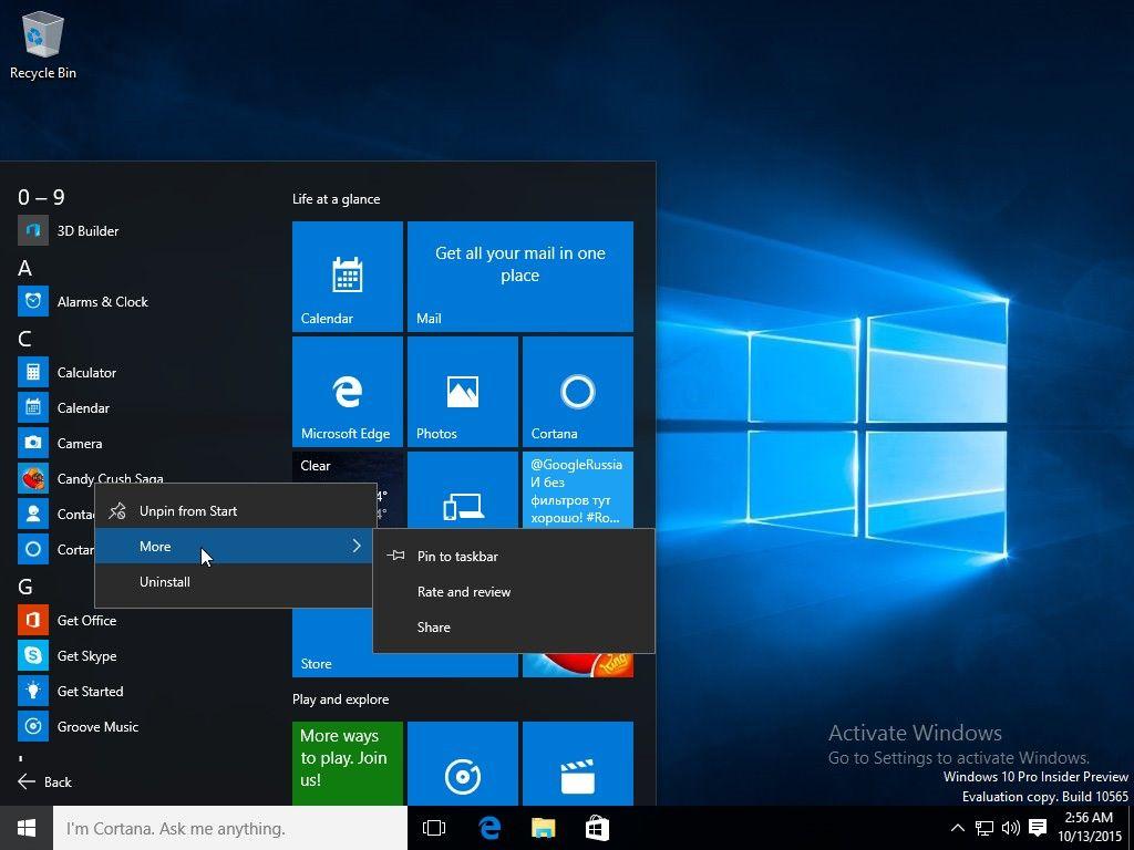 Nuevos iconos administrador de dispositivos de Windows 10