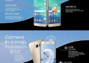 Las mejores características de los Galaxy Note 5 y Edge+ 30
