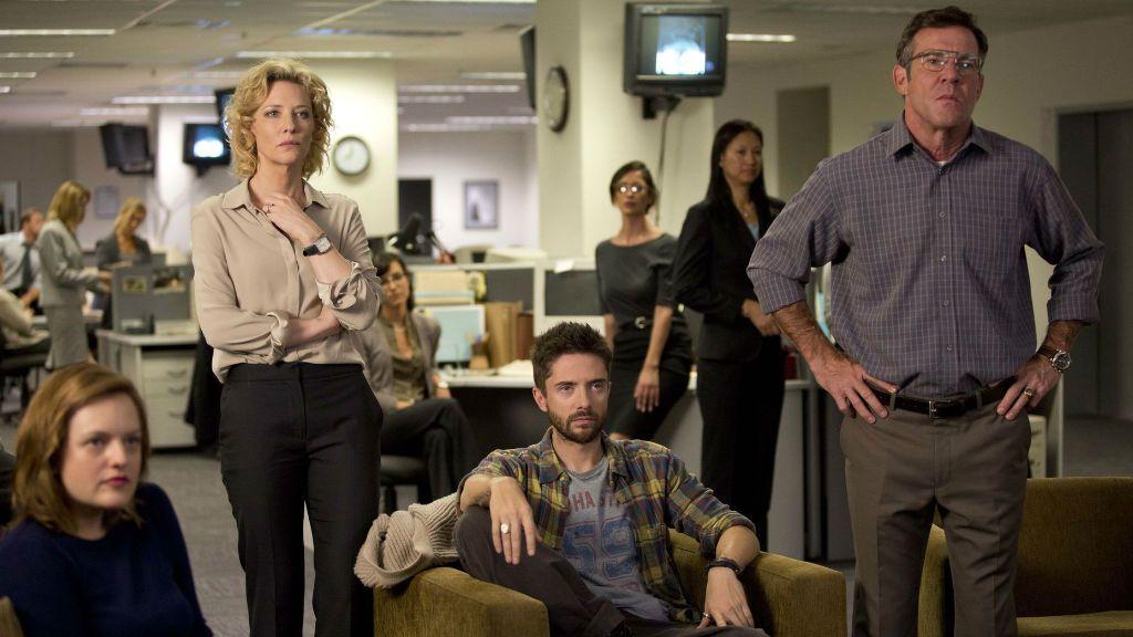 Ven con nosotros a ver La Verdad, protagonizado por Cate Blanchett y Robert Redford 29