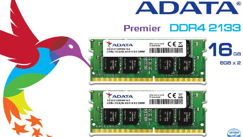 ADATA presenta memorias DDR4 SO-DIMM 29