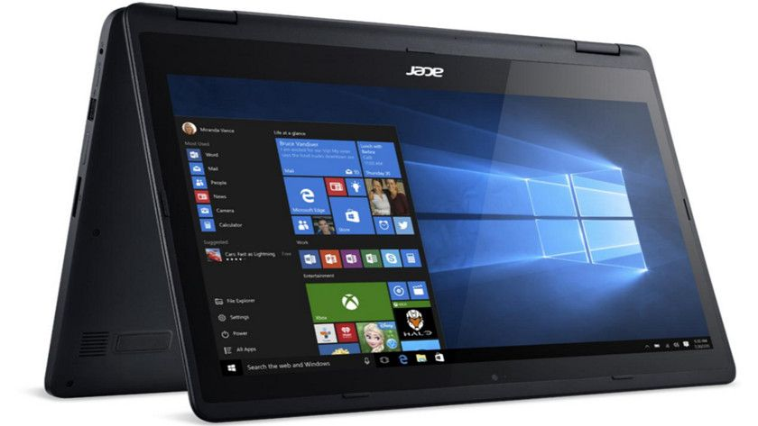 Acer presenta equipos Aspire con Windows 10 38