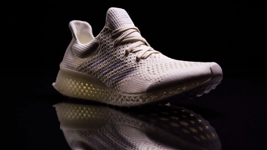 Adidas Futurecraft 3D, unas zapatillas deportivas hechas con una impresora 3D