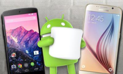 ¿Recibiré Android M? Estos son los terminales confirmados 107