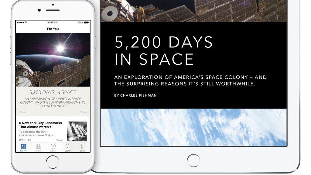 Apple News ha sido desactivado en China