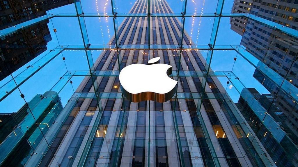 Apple se convirtió en la compañía más valiosa del mundo
